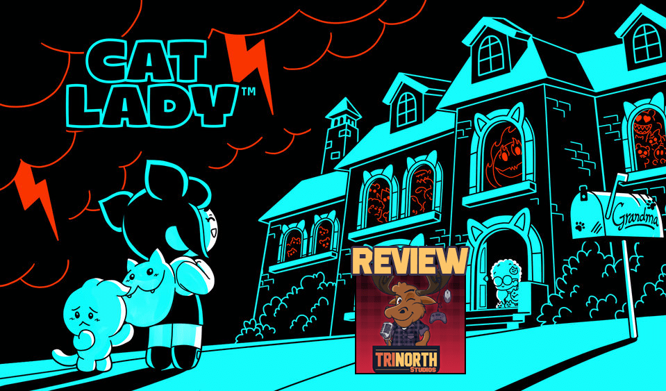 Cat Lady review banner