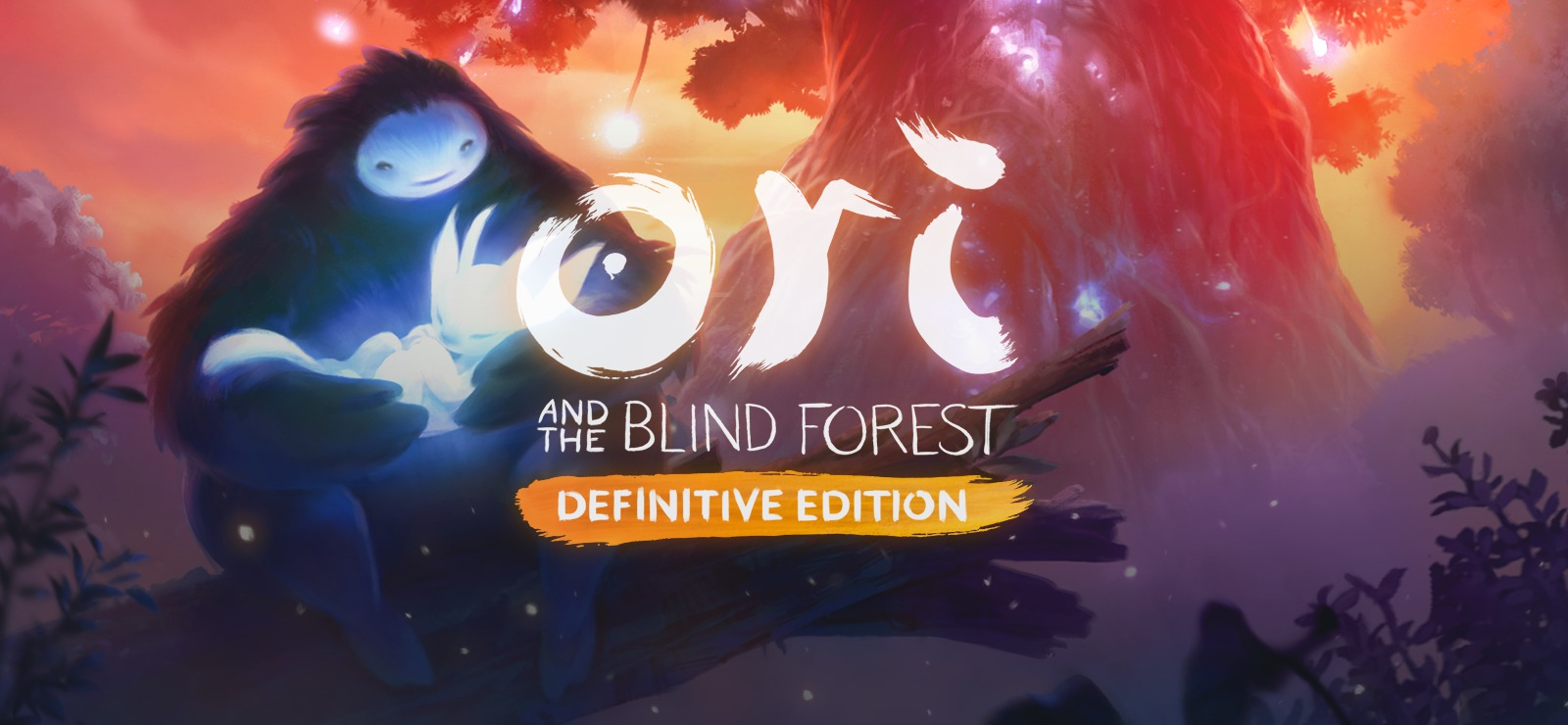 Ori and the Blind Forest Definitive Edition banner